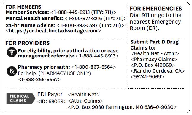 Medicare Information & Policies
